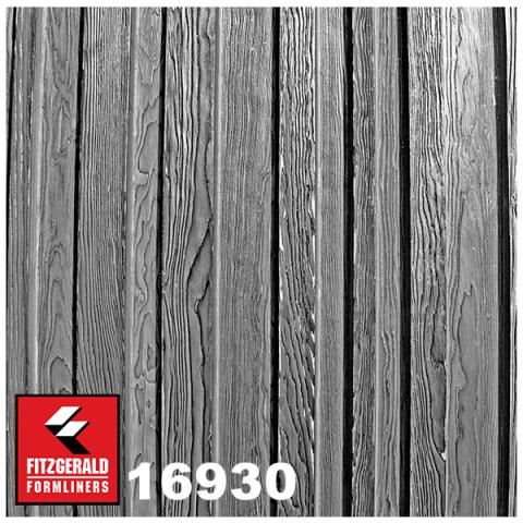 Wooden Texture Amp Plank Formliners Fitzgerald Formliners