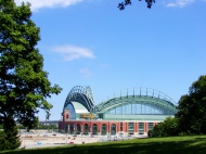 tn 11301 TU Modular BrickMaster™ - Miller Park Stadium, Milwaukee, WI completed in 2001 (30)