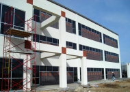 tn Carl Albert College 8 x 8 thin brick III