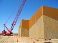 tn Ak-Chin Entertainment Complex Maricopa AZ completed Nov 2012 baker concrete vinylok fluted rib (3)