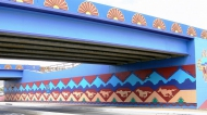 tn Custom Design w-15004 Sun - Dona Ana Interchange, Las Cruces, NM Reiman Construction completed 2006