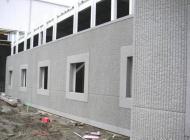 tn 16951 Sahara Fin - National Precast Michigan Safety Building 2008