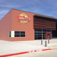 tn 16021 Random Plank 16948 12 inch Utility Brick VacUForm EVO Entertainment - Kyle, TX CMC Construction scott Tilt Up closed may 2014 (8)