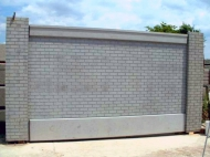 tn 16948 Smooth Brick - Durisol Precast Sound Walls