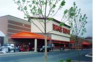 tn 16971 Home Depot using Tilt Up Construction