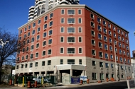 tn Jackson St Apartments in Hamilton, ON Canada by Stubbes PreCast using FitzLok patterns 19500 and 16941 completed Summer 2015