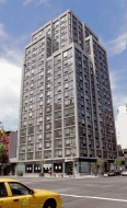 tn 16981 Exposed Aggregate Sandblast Exposed Aggregate - Post Luminaria Residential-Retail Complex, New York, NY-Award Of Merit