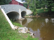 tn 17008 Bridge Rail Arched Bridge in Ephrata, PA by Mar-Allen Concrete Products, Inc  (9)