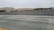 Project: Old Mountain View-Alviso Rd BridgeLocation: Sunnyvale, CAContractor: Granite ConstPattern: 20003 Western Range Grass and custom bird