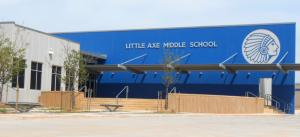 14329 Vl and custom indian head little axe middle school JTC Concrete Norman,OK