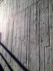 tn 16020 Wooden Plank Rough Sawn Plank VacUForm Sacremento Railyards Granite Construction eric