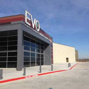 tn 16021 Random Plank  VacUForm EVO Entertainment - Kyle, TX CMC Construction Tilt Up coompleted in 2014