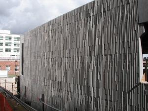tn 16938 1.5 Wide Plank, JE Dunn Building, Enterprise Precast, parking structure by Coreslab